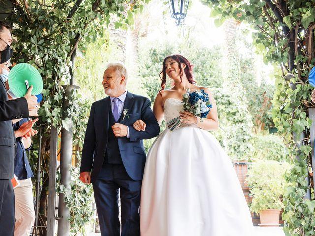 La boda de Alberto y Gemma en Crevillente, Alicante 57