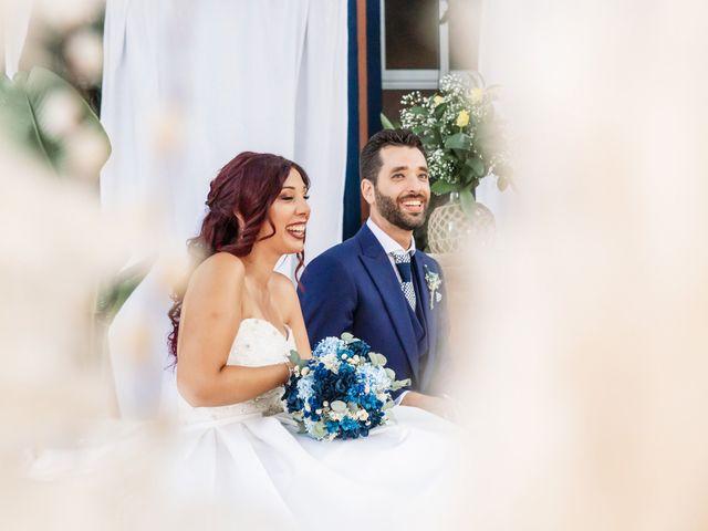 La boda de Alberto y Gemma en Crevillente, Alicante 59