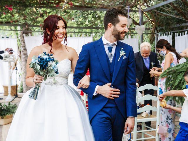 La boda de Alberto y Gemma en Crevillente, Alicante 60