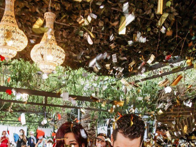 La boda de Alberto y Gemma en Crevillente, Alicante 61