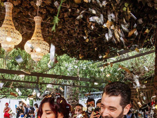La boda de Alberto y Gemma en Crevillente, Alicante 1