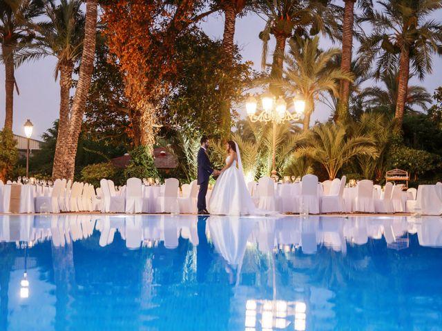 La boda de Alberto y Gemma en Crevillente, Alicante 64