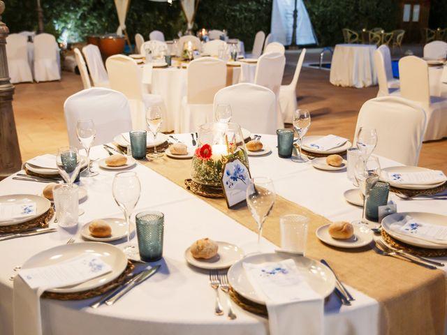 La boda de Alberto y Gemma en Crevillente, Alicante 66