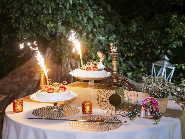 La boda de Alberto y Gemma en Crevillente, Alicante 70