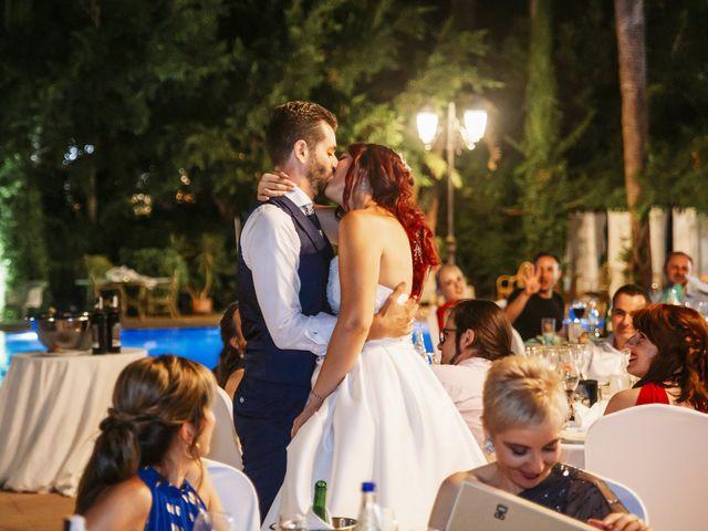 La boda de Alberto y Gemma en Crevillente, Alicante 72