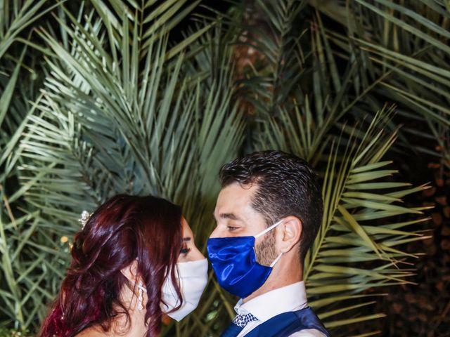 La boda de Alberto y Gemma en Crevillente, Alicante 75