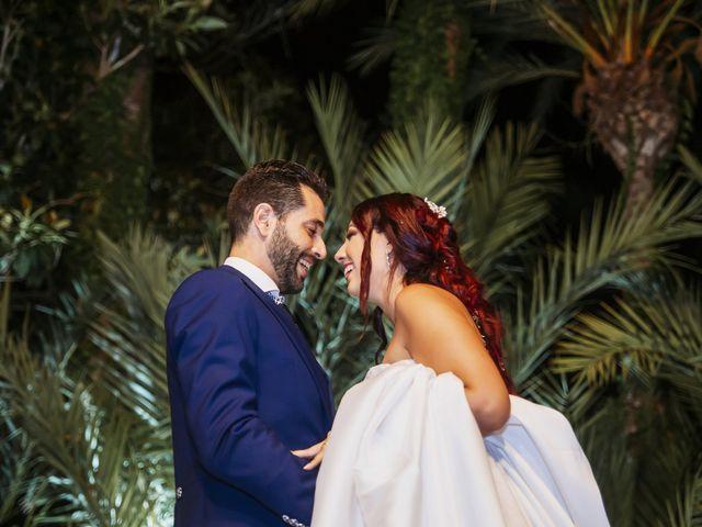 La boda de Alberto y Gemma en Crevillente, Alicante 76