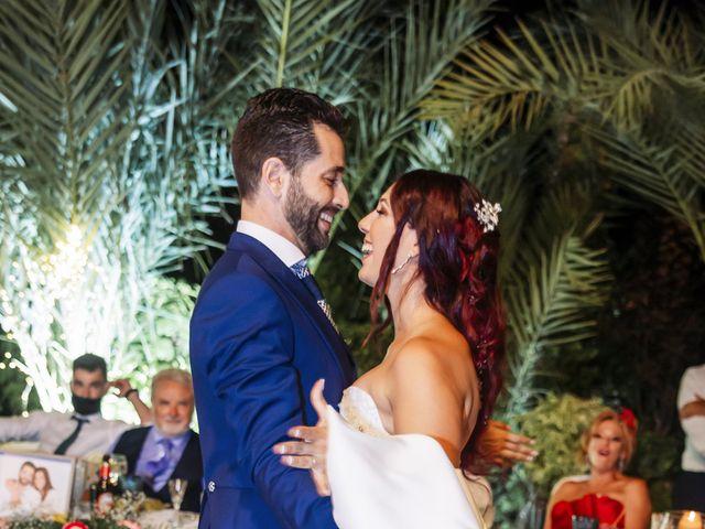 La boda de Alberto y Gemma en Crevillente, Alicante 77