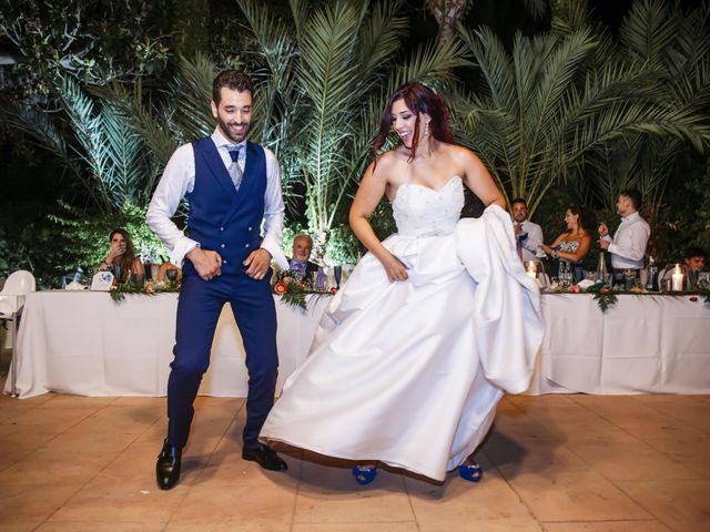 La boda de Alberto y Gemma en Crevillente, Alicante 78