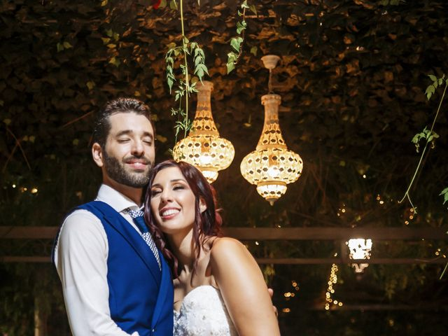 La boda de Alberto y Gemma en Crevillente, Alicante 80