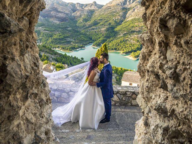 La boda de Alberto y Gemma en Crevillente, Alicante 84