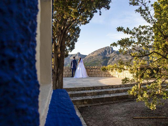 La boda de Alberto y Gemma en Crevillente, Alicante 86