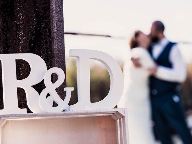 La boda de Diego y Roxana en Paterna, Valencia 1