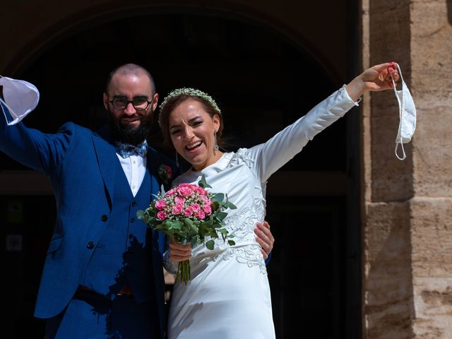 La boda de Diego y Roxana en Paterna, Valencia 17