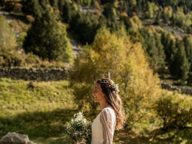 La boda de Ramón y Lidia en Os De Civis, Lleida 44
