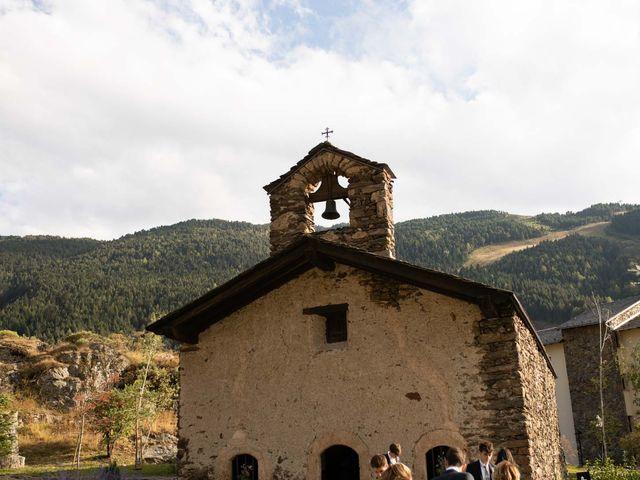 La boda de Ramón y Lidia en Os De Civis, Lleida 51