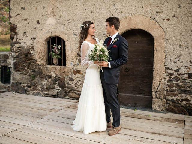 La boda de Ramón y Lidia en Os De Civis, Lleida 52