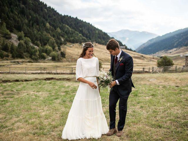 La boda de Ramón y Lidia en Os De Civis, Lleida 54