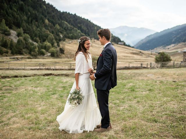 La boda de Ramón y Lidia en Os De Civis, Lleida 55