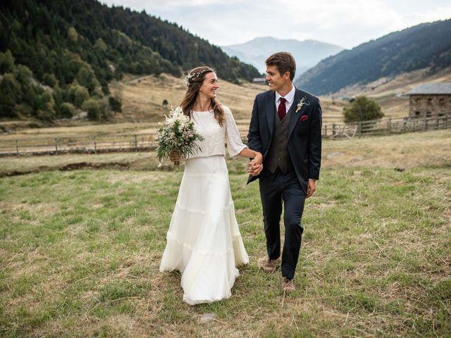 La boda de Ramón y Lidia en Os De Civis, Lleida 56