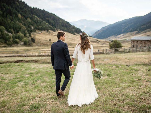 La boda de Ramón y Lidia en Os De Civis, Lleida 57