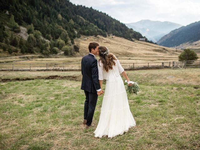 La boda de Ramón y Lidia en Os De Civis, Lleida 58