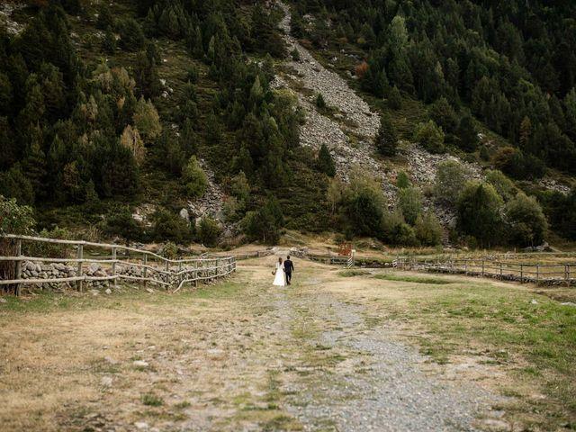 La boda de Ramón y Lidia en Os De Civis, Lleida 60