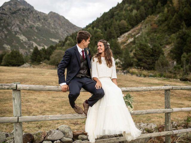 La boda de Ramón y Lidia en Os De Civis, Lleida 61