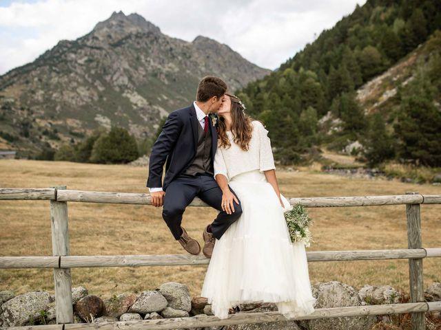 La boda de Ramón y Lidia en Os De Civis, Lleida 62