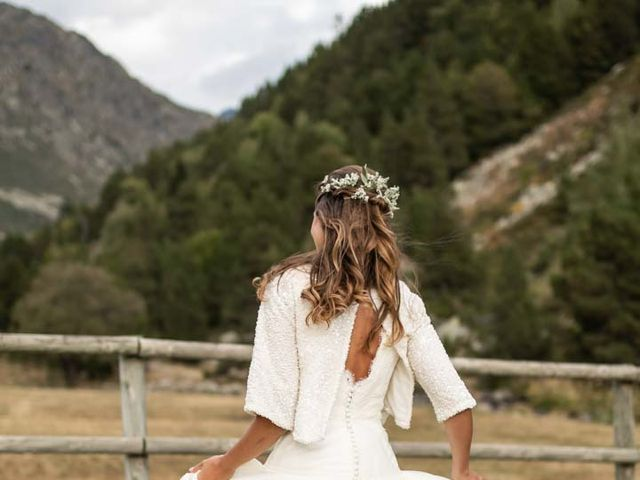 La boda de Ramón y Lidia en Os De Civis, Lleida 64