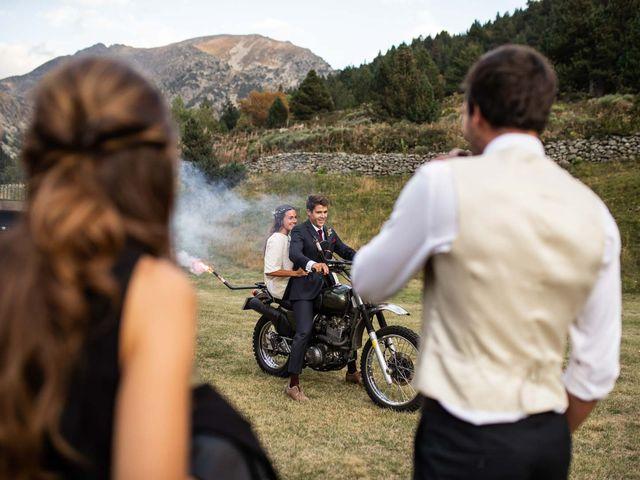 La boda de Ramón y Lidia en Os De Civis, Lleida 74