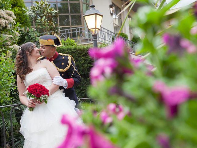 La boda de Rocío y Carlos
