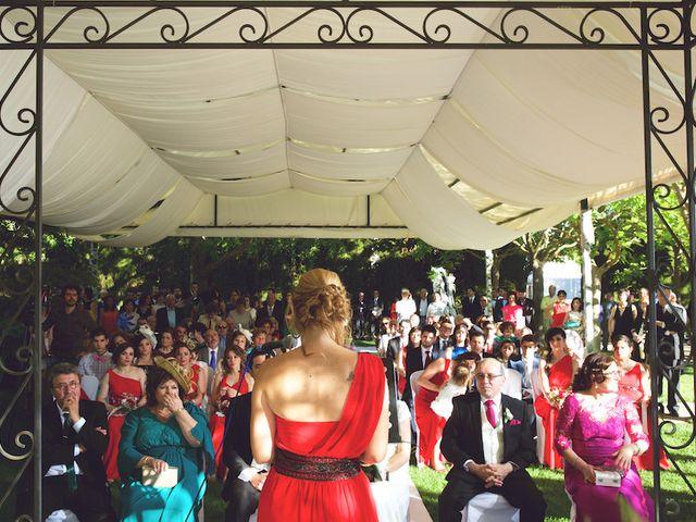 La boda de Antonio y Sonia en Villarrobledo, Albacete 19