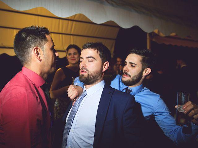 La boda de Antonio y Sonia en Villarrobledo, Albacete 33