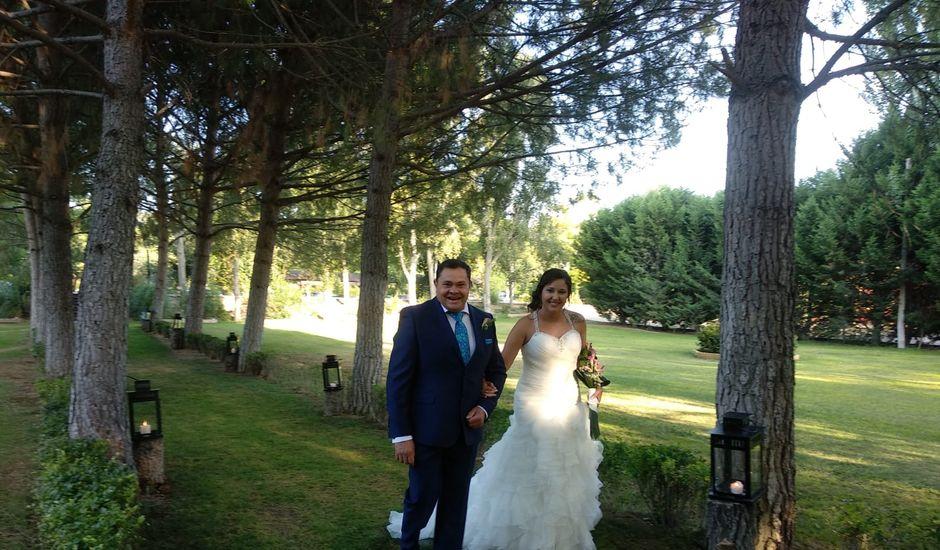 La boda de Maikel y Sara en Los Santos De La Humosa, Madrid