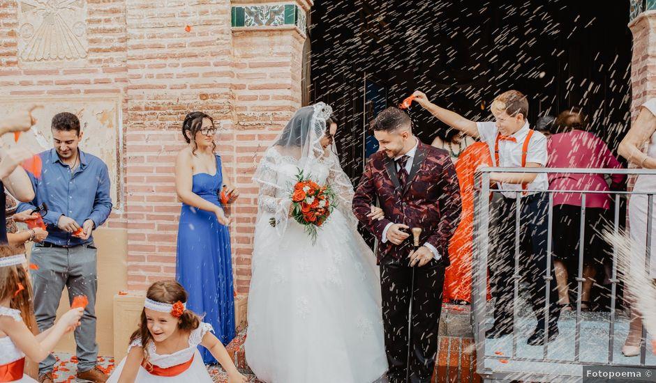 La boda de Mario y Rocio en Huetor Vega, Granada