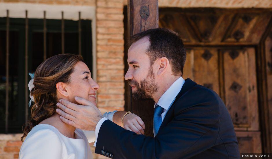 La boda de Arturo y Nuria en Rivas-vaciamadrid, Madrid