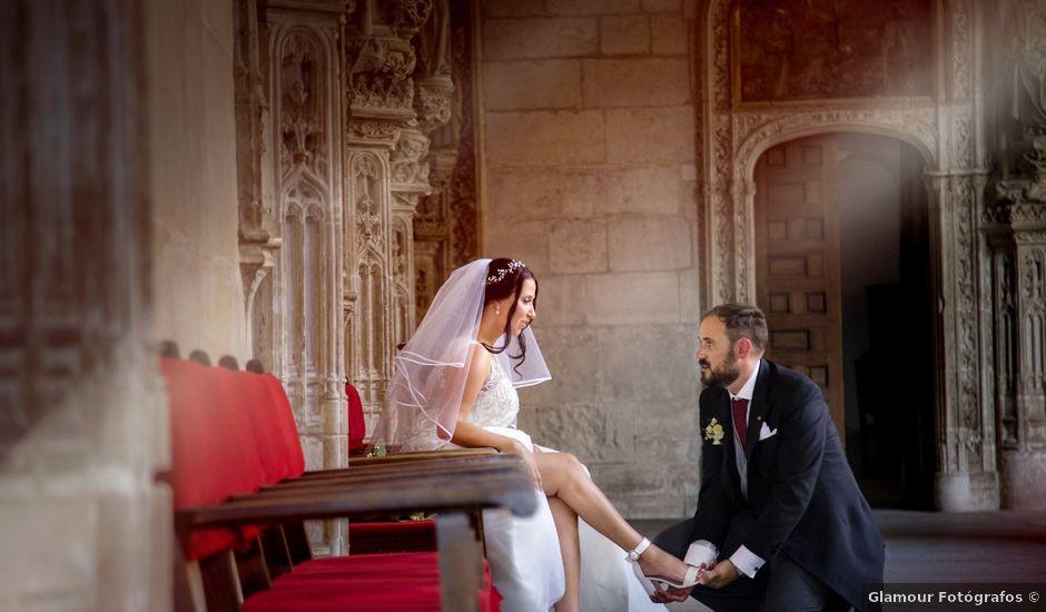 La boda de Diego y Ingrid en Nambroca, Toledo