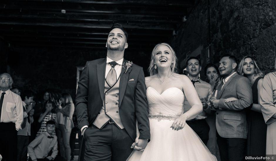 La boda de Bryan y Vienna en La Victoria De Acentejo, Santa Cruz de Tenerife