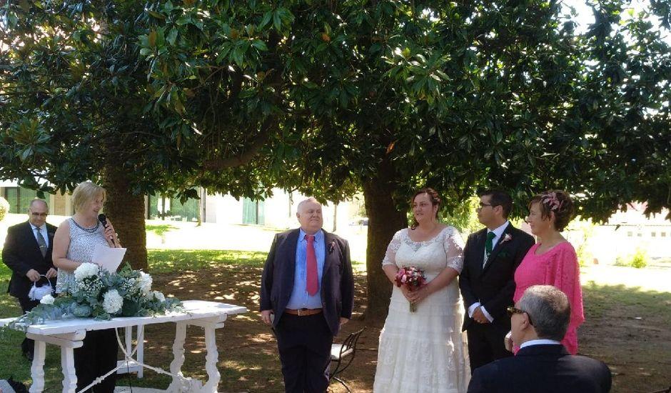 La boda de Iván  y Desirée en Puente Viesgo, Cantabria