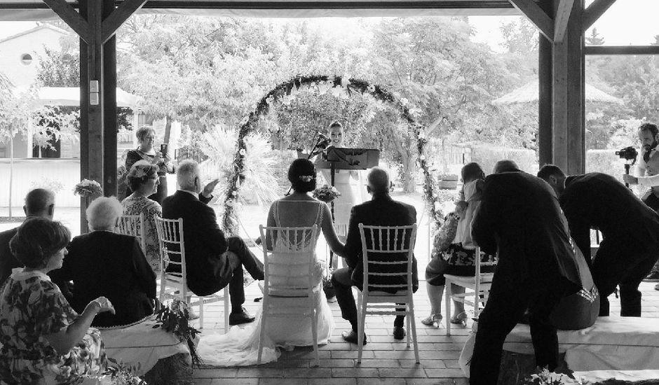 La boda de Jose y Espe en Casas Ibañez, Albacete