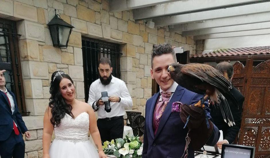 La boda de Jonatan y Jennifer en Berango, Vizcaya