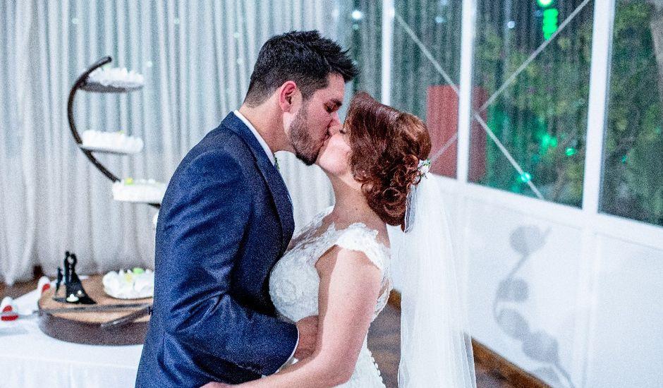 La boda de Eloy y Maria en Aspe, Alicante