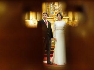 La boda de Blanca y Adam 1