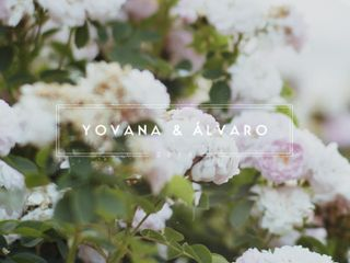 La boda de Yovanna y Álvaro 1