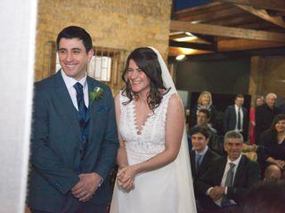 La boda de Clara y Andrés