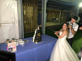 La boda de Yessica y Diego