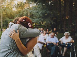 La boda de Olaia y Raúl 1