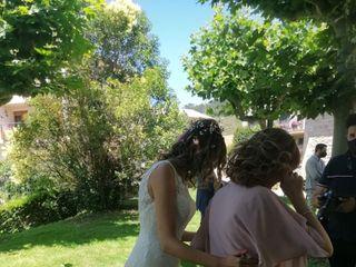 La boda de Sarai y Javier  1
