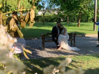 La boda de Sarai y Javier